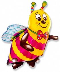 Шар (39''/99 см) Фигура, Пчела, 1 шт.