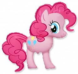 Шар (40''/102 см) Фигура, Милая пони Пинки Пай, 1 шт.
