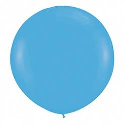 Шар (36''/91 см) Голубой (040), пастель