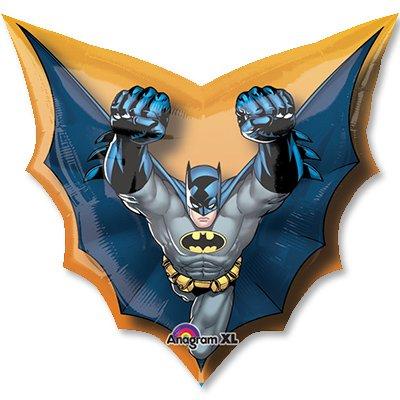 Шар фигура Бэтмен в полете 80 см