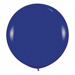 Шар (36''/91 см) Синий (041), пастель