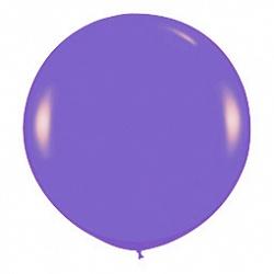 Шар (36''/91 см) Фиолетовый (051), пастель