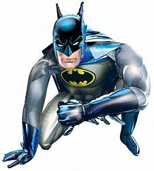 Шар (37''/94 см) Ходячая Фигура, Бэтмен, 1 шт.