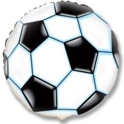 Футбольный мяч (Черный)