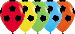 Шар (12''/30 см) Футбольный мяч