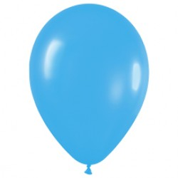 Шар (12''/30 см) Синяя бирюза (038), пастель 1 шт.