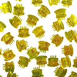Конфетти Торты / золото