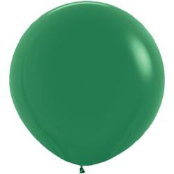 Шар (36''/91 см) Темно-зеленый (032), пастель