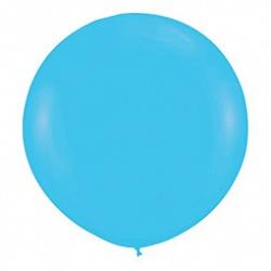 Шар (36''/91 см) Синяя бирюза (038), пастель