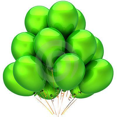 Облако Зеленое